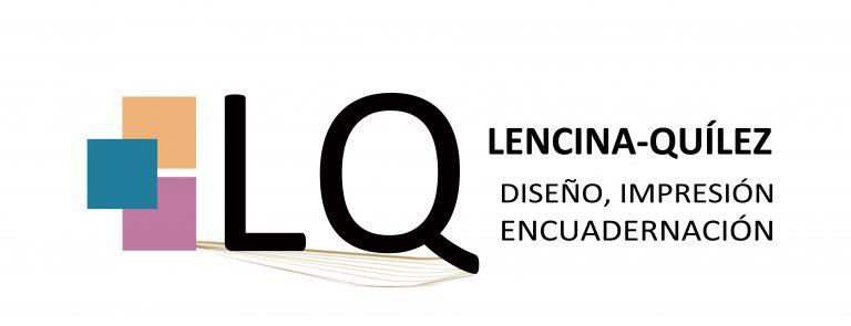 logo-Lencina-Quílez-encuadernadores-diseño-impresión